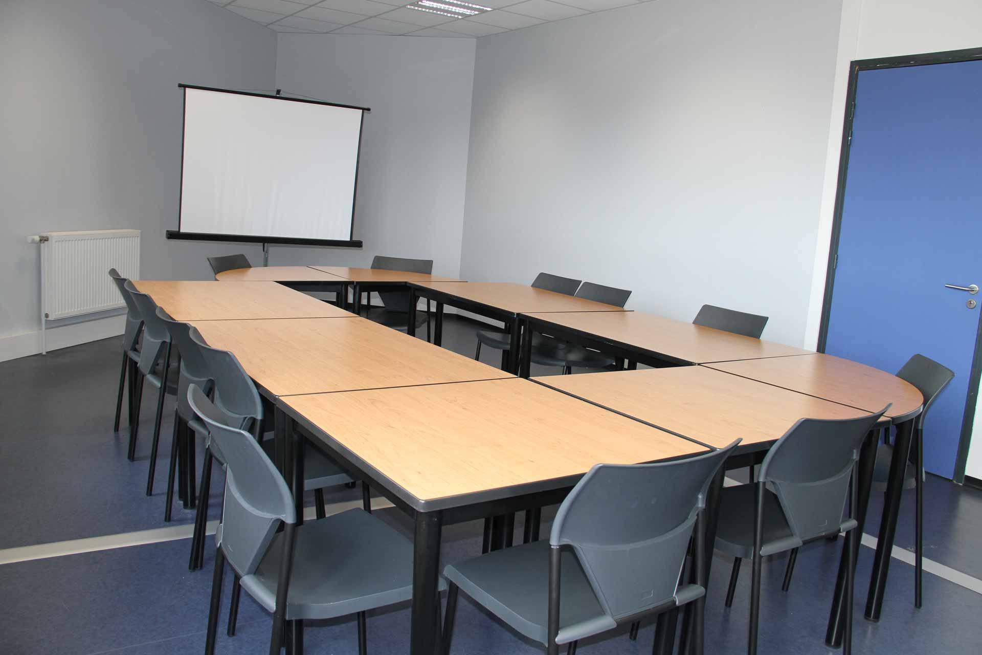 Moncel-lès-Lunéville - Salles de réunion