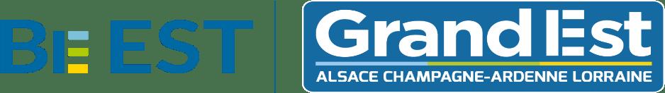 BE EST - Grand EST - Logo