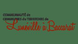 Logo détouré - Lunéville à Baccarat